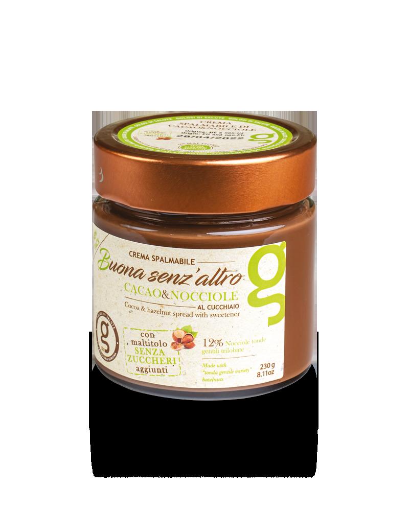 """Crema Cacao & Nocciole """"Buona Senz'Altro"""""""