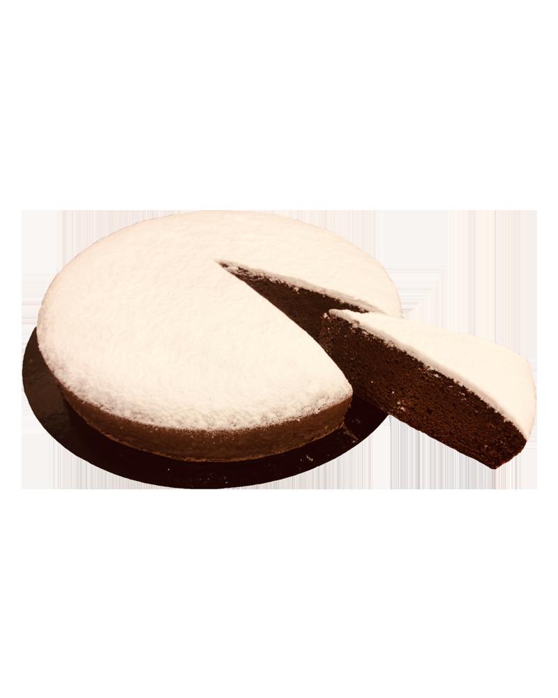 Torta Angel-Cake al Cacao